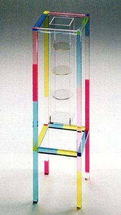 CURIOSITY CABINET | SHIRO KURAMATA — A cool product