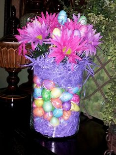 table decorations, craft, birthday parties, birthdays, bouquets, easter decor, holiday idea, holiday decor, easter ideas