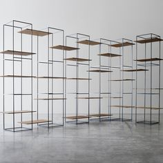 TT3 Bookcase by Ron Gilad