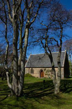 Michael Kirk Chapel, Duffus, Moray, Scotland