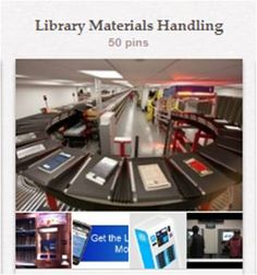 Excellent board by Lori Ayre that goes well beyond book vending machines into materials handling and delivery of all sorts at libraries. Fascinating next step.