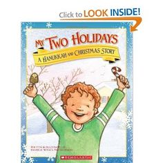 Book, My Two Holidays: A Hanukkah and Christmas Story by Danielle Novack
