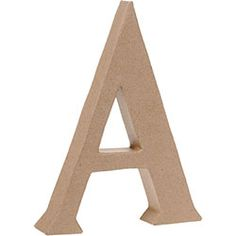 """A"" for the alphabet wall"