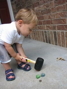 cotton ball, balls, stuff, oven, kid activ, bake cotton, ball rock, ball cover, kohl