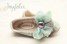 joy folie baby shoes.
