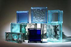 Tile glass block 39 s on pinterest for Glass block alternatives