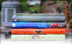 Sarah's books are enchanting!