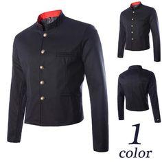 Asian Men Tunic Style Blazer Jacket | Sneak Outfitters