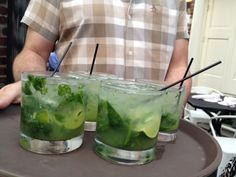 Low-Cal Vodka Cocktail ALERT: The Lean Green