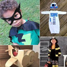 33 Amazing Halloween Costumes For Boys