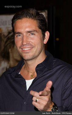 favorit star, hot, caviezel person, beauti, jim caviezel, eye