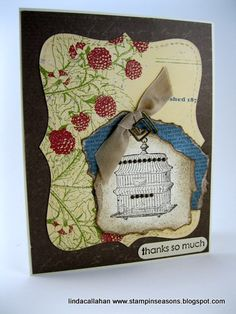 Thanks So Much by abbysmom2198 - Cards and Paper Crafts at Splitcoaststampers