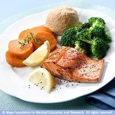Healthy meal