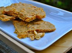 Butterfinger Peanut Brittle Recipe : this soft brittle will not be one of those hard brittles..  This makes a great gift for the holiday- sweet tooth people on your list. Give this one a try!