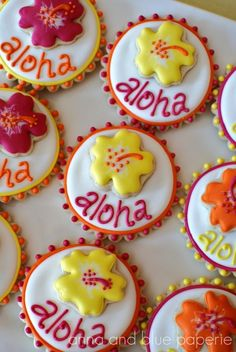 Aloha Summer by anna and blue paperie