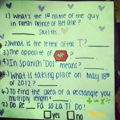 ADORABLE Prom idea!!!!