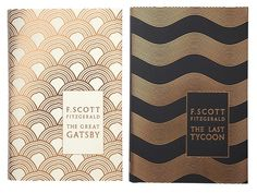deco book covers