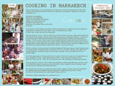 Cooking in Marrakech