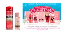 Bath and Body Works: