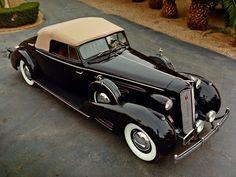 1936 Cadillac V16 Series 90 Convertible Coupe