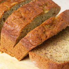 Gluten-Free Breakfast Recipes: Gluten-Free Banana Bread