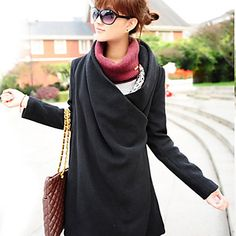 Long Sleeve Outwear