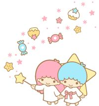 twin stars sweets