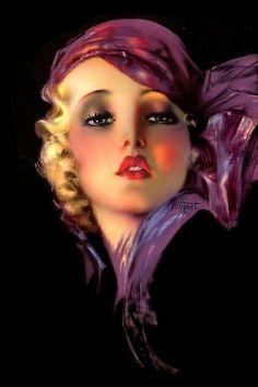 Irresistible by  Zoë Mozert (1930-1932)