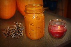 Simple, Healthy Pumpkin Butter Recipe