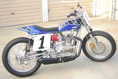Yamaha XSR 750cc Flat Tracker