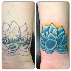 your tattoo should be as pretty as you are ☆ tattoo by www.lollie-pop.com ☆ {tulsa,  ok}