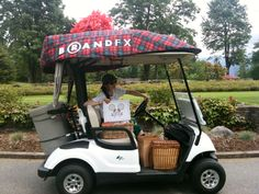HATS OFF – BFX goes golfing with North Shore Credit Union... silliness ensues