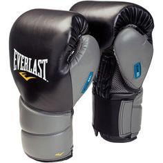 my newest gloves!!!!! Everlast ProTex2 Evergel Training Gloves, Black