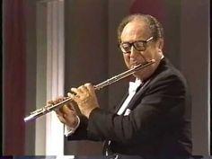 POLONAISE.BADINERIE BACH J.P Rampal Flute