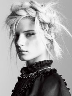 Big Braid hairstylistStudi Parrucchieri Lory (Join us on our Facebook Page) Via Cinzano 10, Torino, Italy.