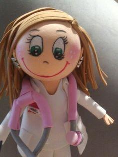 Enfermera fofucha