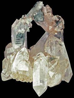 quartz circle / Mineral Friends <3