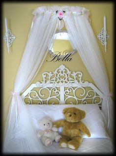 Crown Custom Boutique Bed Canopy Princess Bella by SoZoeyBoutique, $69.98