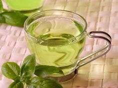 how to use leftover green tea leaves