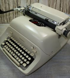 Vintage Royal Empress Typewriter