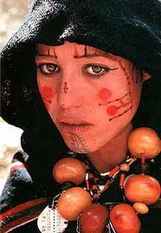 Moroccan Berber Amazigh Woman