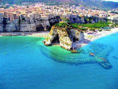 Calabrian coast, Italy