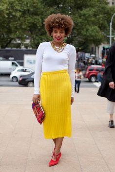 NYFW street style   Keep the Glamour   BeStayBeautiful