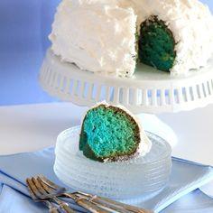 Blue Hawaiian Bundt Cake