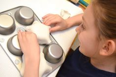Kid Made Jewelry Dish for Mom - Pinned by @PediaStaff – Please Visit  ht.ly/63sNt for all our pediatric therapy pins