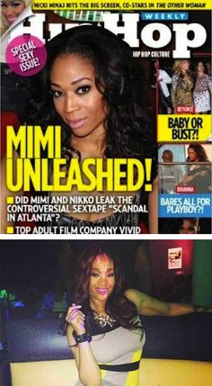 """Love & Hip Hop Atlanta S3E13 Mini-Recap  In Episode 13 of """"Love & Hip Hop Atlanta"""" #MimiFaust finally decides to cash in on her #sextape and not try to make it look like a leaked video anymore... http://www.sextapestabloid.com/news/view/id/570-love_hip_hop_atlanta_s3e13_mini_recap"""