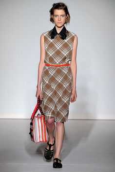 SPRING 2013 READY-TO-WEAR  Clements Ribeiro