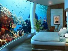 Figi underwater hotel