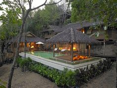 Six Senses Resort in Thailand