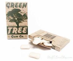 Green Tree Gum